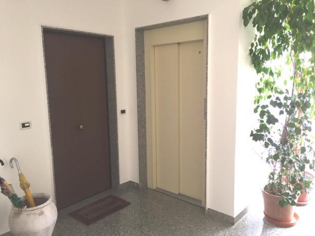 Appartamento Vacanza Denj con Ascensore