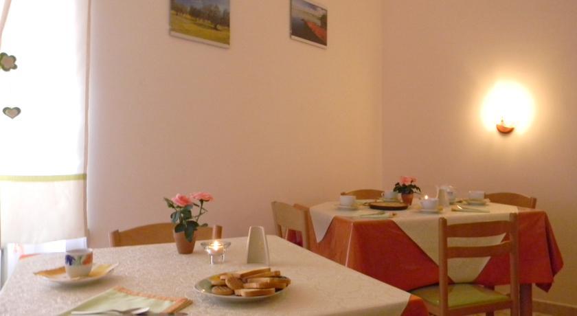 Sala colazioni BB Foggia