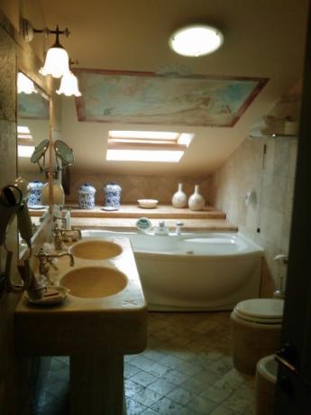 Suite con idromassaggio doppio in Umbria