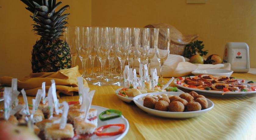 Sfiziosi aperitivi in Hotel a Tropea