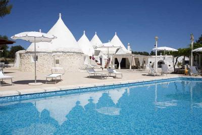Renovated Trulli Houses with all Comforts