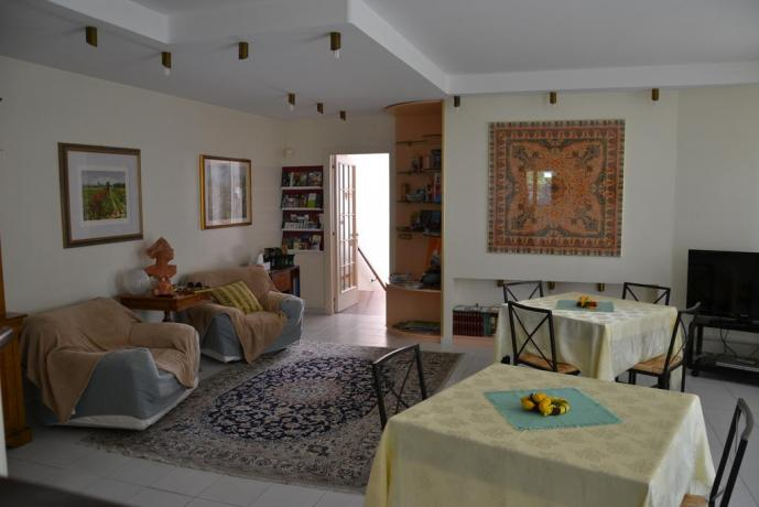 Hotel con grande salotto B&B Porto Sant'Elpidio