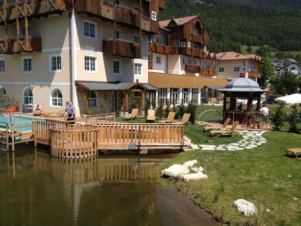 Hotel vicino agli impianti di Folgaria
