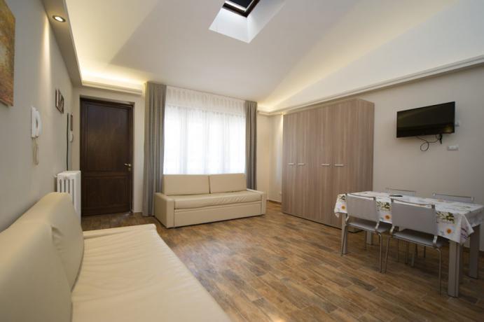 Appartamenti-vacanze con cucina e soggiorno Bardonecchia
