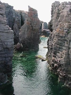the island of San Pietro