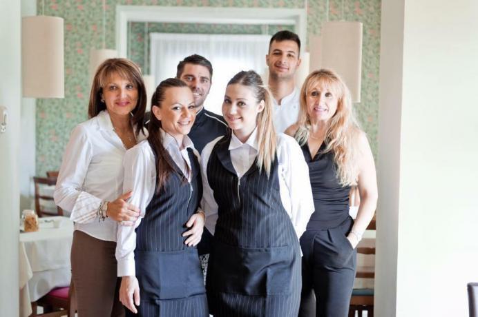 Ristorante Assisi con Staff tutto Italiano