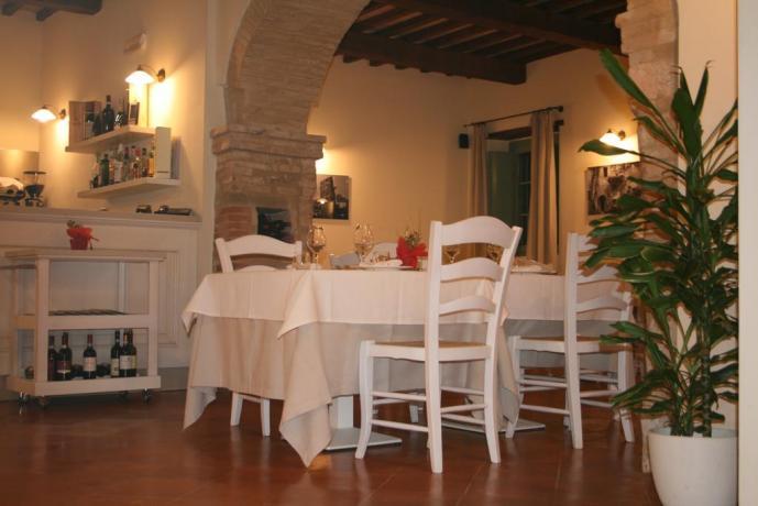 Ristorante resort a Valtopina