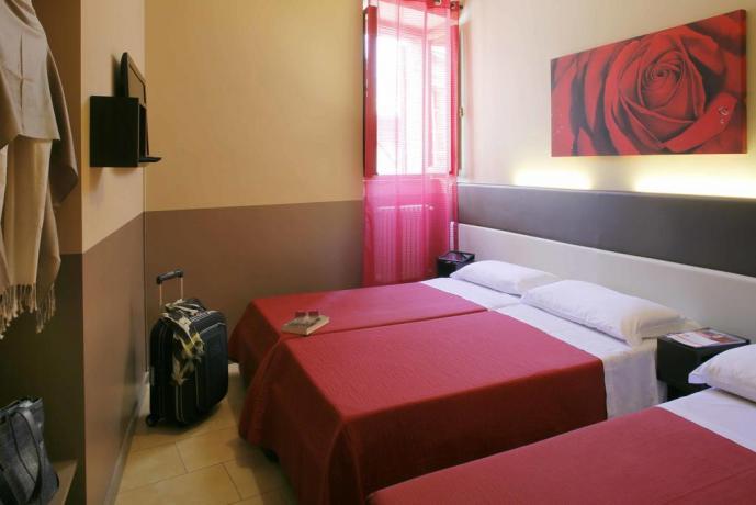 camera con colazione al centro di Assisi