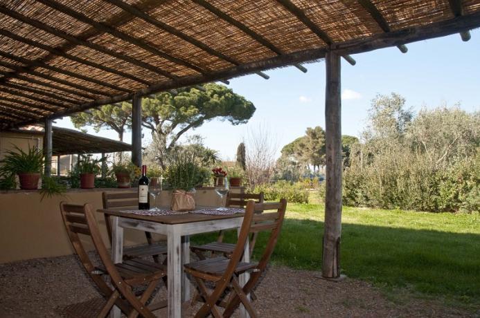 esterno appartamento vacanza 2 persone , Toscana