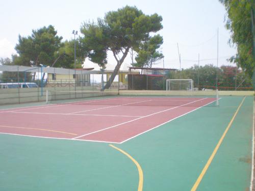 Albergo a Palinuro con Campo da Tennis