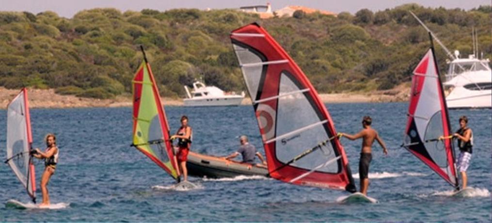 Windsurf Costa Smeralda in Sardegna