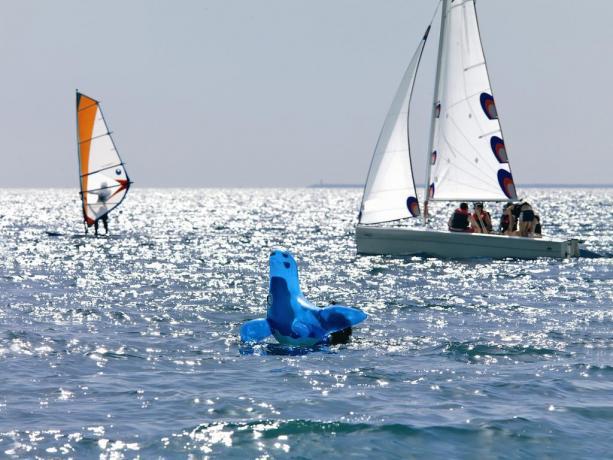 Corsi di vela in Villaggio 4stelle di lusso