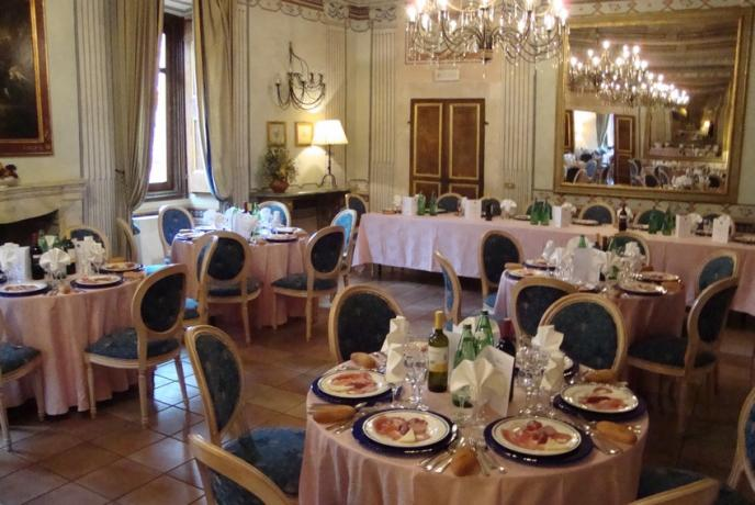 Hotel a Norcia con ristorante per matrimoni