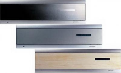 Condizionatori lg design elegante installazione - Condizionatori di design ...