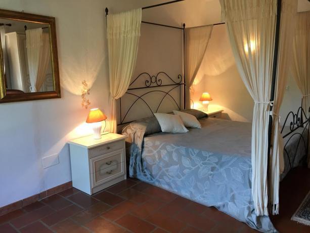 Camere in Casale vicino S. Vincenzo