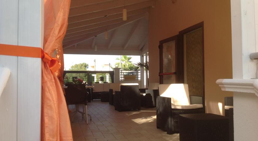 Hotel a Carovigno con Terrazza Solarium