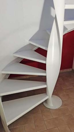 elicoidale bianca architetto design Firenze