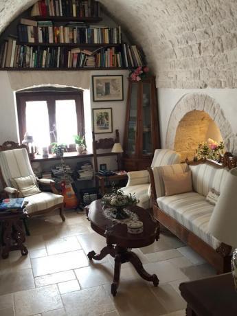 Appartamenti con arredi d'epoca vicino Alberobello