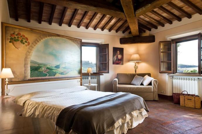 Last Minute Weekend Agriturismo A San Gimignano Con Cena Romantica