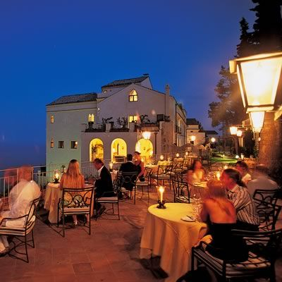 Vacation in Italy, Where To Stay In Campania