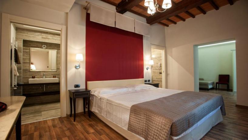 Excutive Junior Suite - Monte Amiata Resort