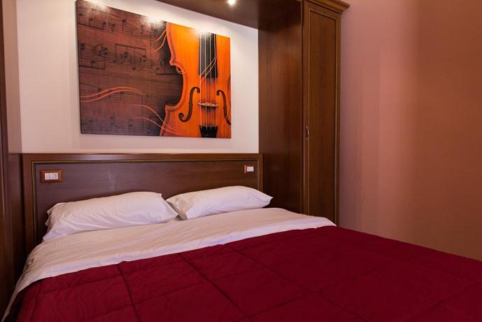 Camera Matrimoniale Violinoa Grotte di Castellana