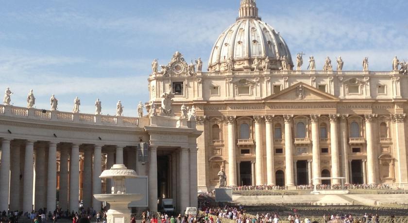 B&B vicinissimo alla Basilica di San Pietro