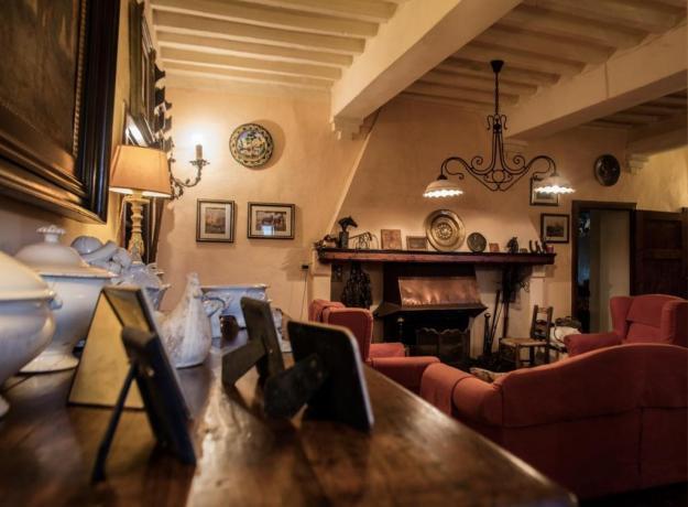 Intera villa per 12 persone in Toscana