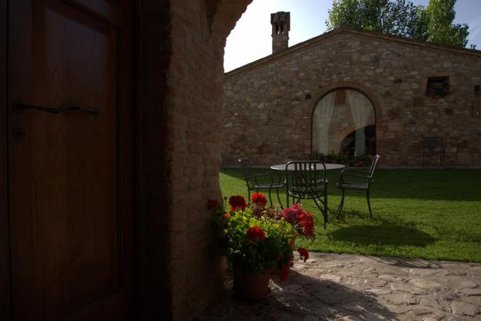 Casa Vacanza a Todi, particolare