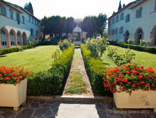 Villa storica a Città di Castello con parco