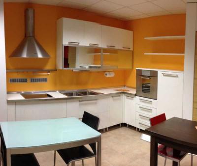 Cucine componibili moderna produzione artigianale cucine - Cucine componibili bianche ...