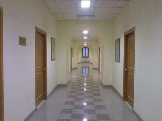 Corridoio camere del Palazzo Storico nel Vaticano