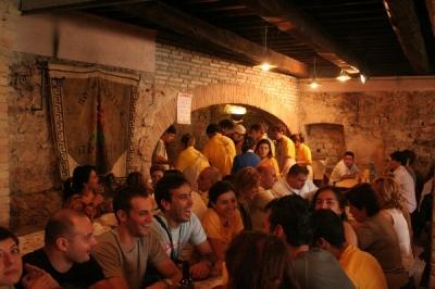 Taverne aperte per i Primi d'Italia a Foligno
