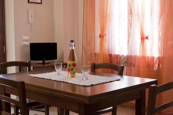 Appartamento Granaio casa vacanze a Cortona