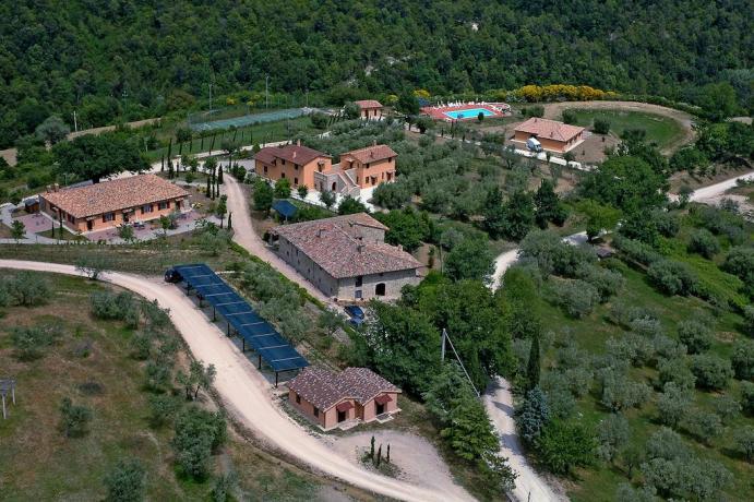 Centro Benessere in grande Tenuta Agrituristica