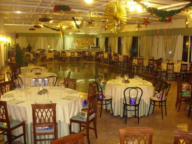 Sala ricevimenti compleanno-cresime hotel Anzio