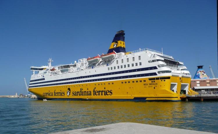 SARDINIA FERRIES, Traghetti per Sardegna e Corsica