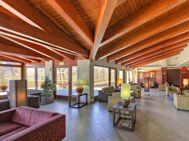 Ristorante-Buffet:  Hotel vicino impianti SCI