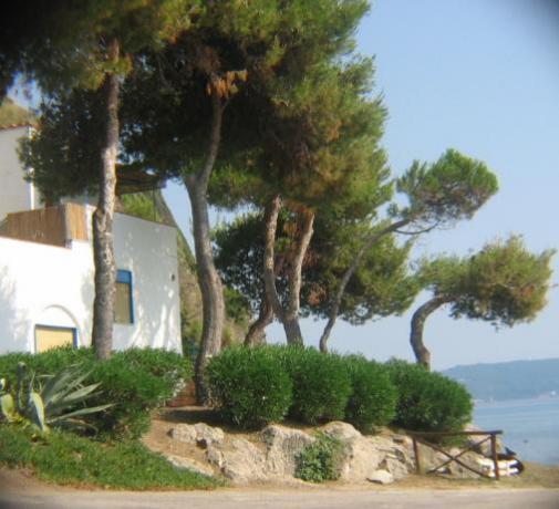 villini vista mare Residence Costa del Cilento