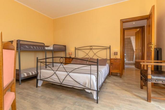 Camera Matrimoniale Casa vancanza a Rieti