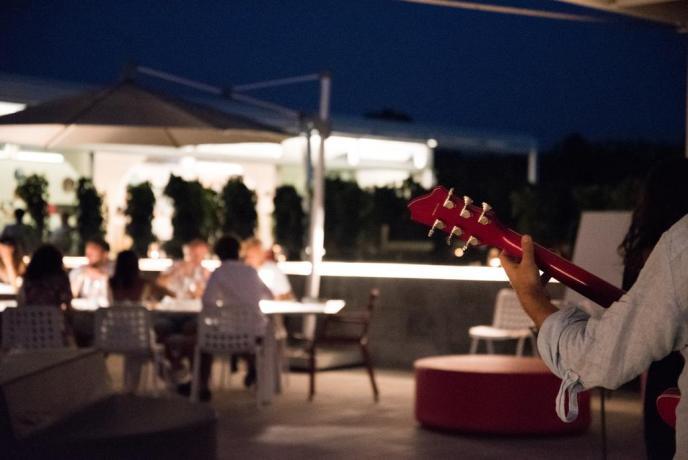 Relais con serate organizzate a tema Lipari-Sicilia
