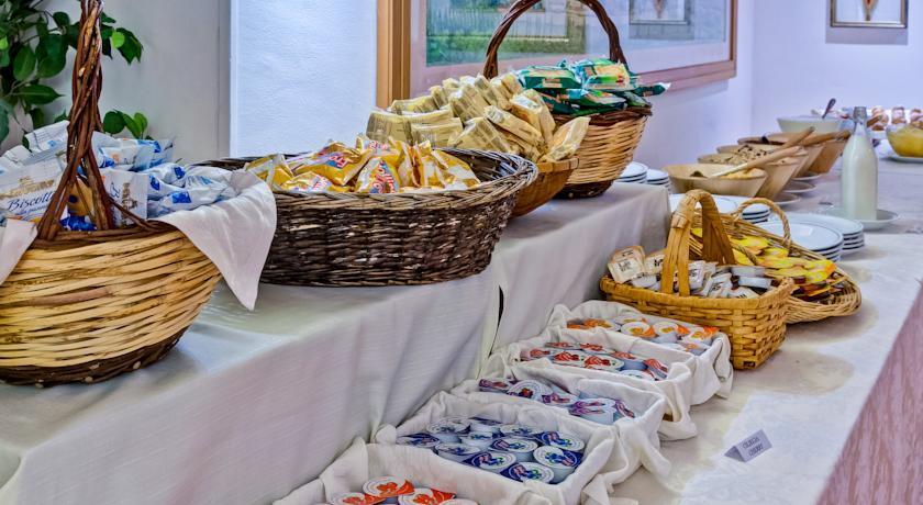 Gustosa Prima colazione in Hotel Benessere Norcia