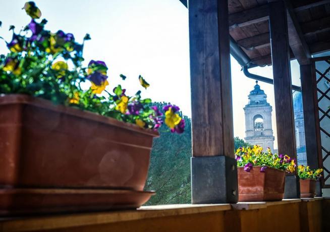 Affittacamere con vista su Basilica S.M.Angeli
