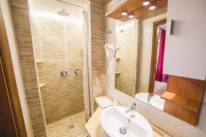 Appartamenti a Lecce con ampio bagno