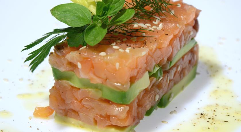 Pesce fresco servito al Ristorante Bellavita