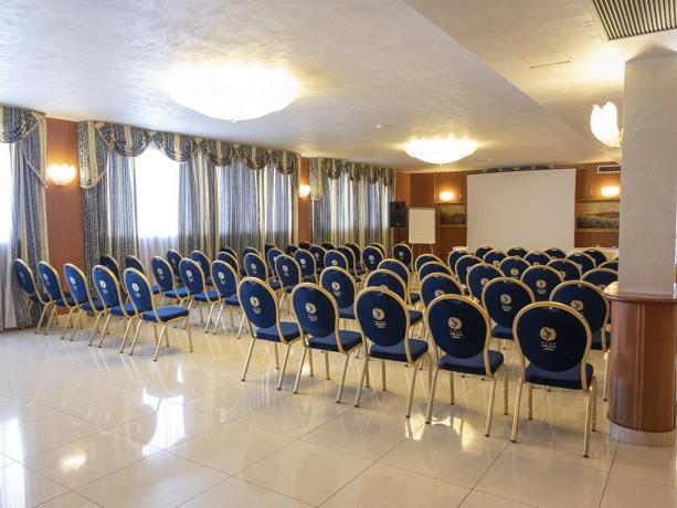 Sala Marchesi hotel 4stelle 130 posti Battipaglia-Salerno