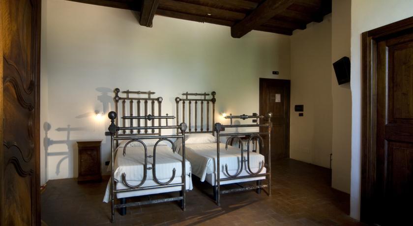 Particolari stanze per coppie e famiglie