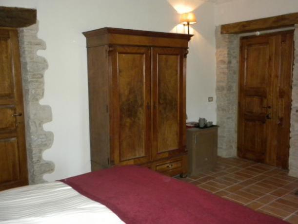 Camera Matrimoniale Acqua Dimora Storica 1500