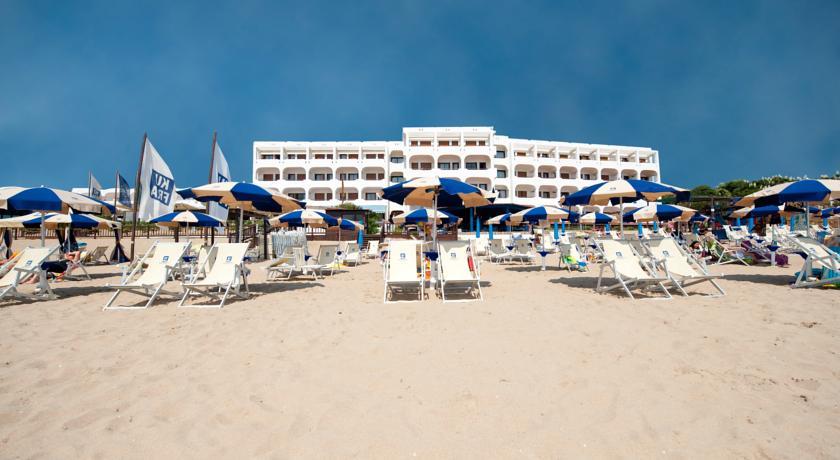 Hotel Residence vicino Sabaudia con spiaggia privata