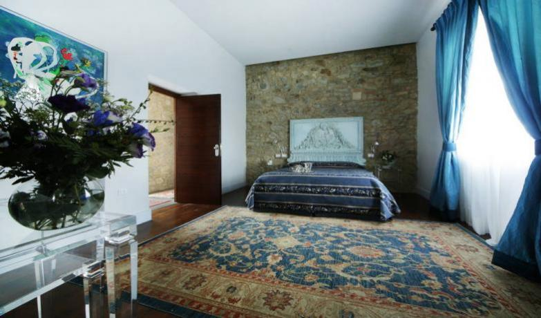 Umbria Resort Camera Matrimoniale Deluxe Orvieto Terni